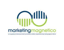 #76 untuk Logo Design for Marketing Magnetico oleh winarto2012