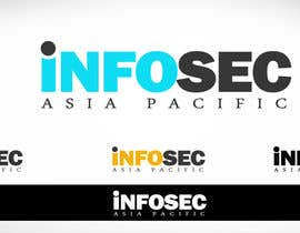shrish02 tarafından Design a Logo for:  Infosec Asia Pacific için no 82