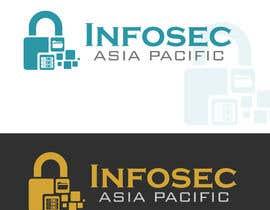 designblast001 tarafından Design a Logo for:  Infosec Asia Pacific için no 74