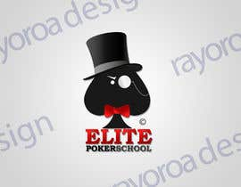 #94 para Logo Design for ELITE POKER SCHOOL de rayoroa