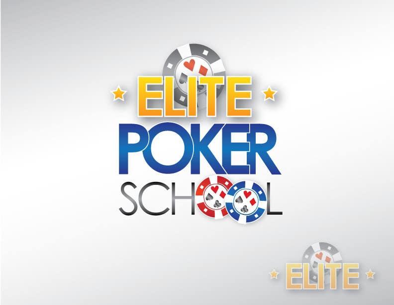 Contest Entry #                                        107                                      for                                         Logo Design for ELITE POKER SCHOOL