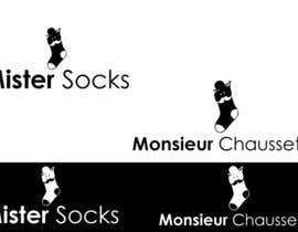 #19 for Logo Design for an online shop selling socks! by logoustaad