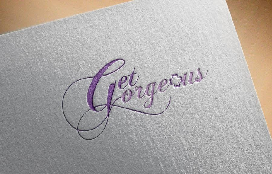 Kilpailutyö #63 kilpailussa Design a Logo for Get Gorgeous