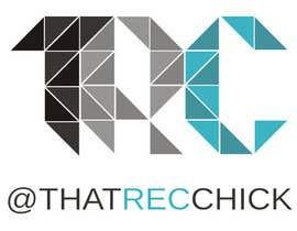 Nro 117 kilpailuun Design a Logo for @ThatRecChick käyttäjältä lagraphs