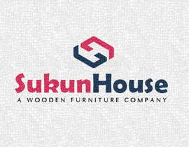 #93 for Design a Logo for Sukun House ( A wooden furniture company) by redvfx
