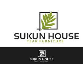 #76 for Design a Logo for Sukun House ( A wooden furniture company) by cbarberiu
