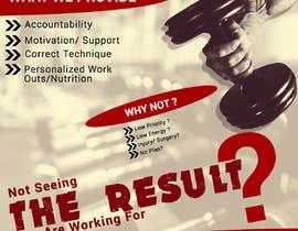 #47 untuk Personal Training Posters oleh fahmidaislam876