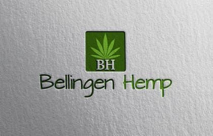 Nro 87 kilpailuun Design a Logo for Bellingen Hemp käyttäjältä ChKamran