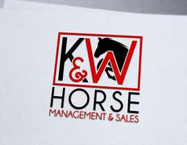 #118 for Design eines Logos for a horse selling company by eddesignswork