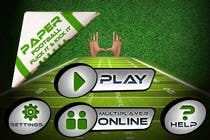 Entry # 90 for Graphic Design - Give our Paper Football Game Menus a NEW LOOK! by