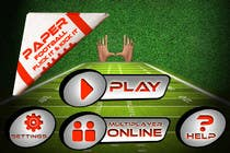 Contest Entry #135 for Graphic Design - Give our Paper Football Game Menus a NEW LOOK!