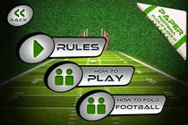 Contest Entry #142 for Graphic Design - Give our Paper Football Game Menus a NEW LOOK!