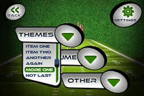 Contest Entry #143 for Graphic Design - Give our Paper Football Game Menus a NEW LOOK!