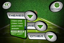 Contest Entry #144 for Graphic Design - Give our Paper Football Game Menus a NEW LOOK!
