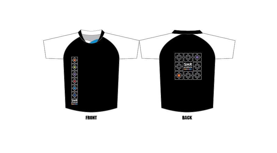 Bài tham dự cuộc thi #19 cho Design a T-Shirt for SMR PRODUCTS