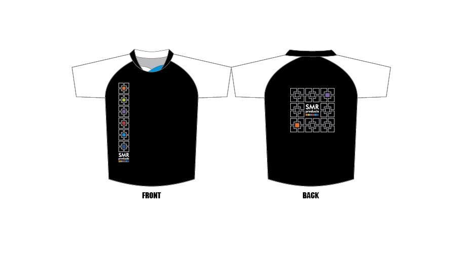 Bài tham dự cuộc thi #23 cho Design a T-Shirt for SMR PRODUCTS