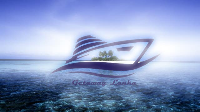 Contest Entry #48 for Design a Logo for GetawayLanka