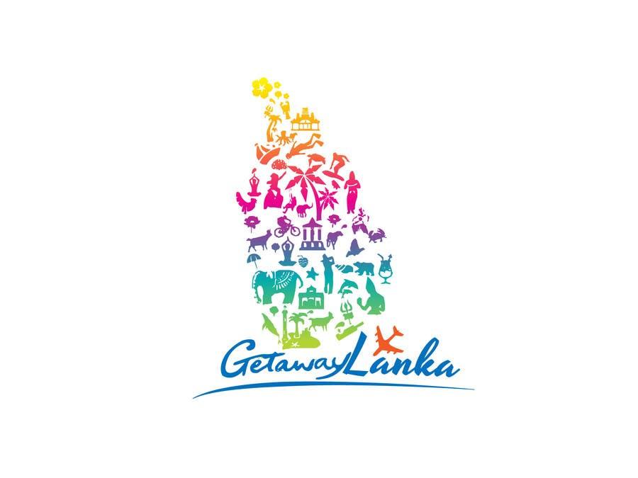 Contest Entry #46 for Design a Logo for GetawayLanka