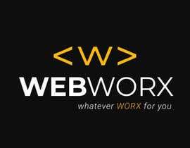 #45 for tag line for my company Webworx af nayramha