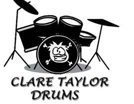 #22 cho Design a Logo for Clare Taylor Drums bởi soft62