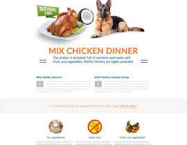 HamedTaha tarafından Build a Word Press Site for All Natural Dog Food Company için no 25