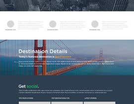#4 for Design a Website Mockup for our travel review website (saveNtrip.com) by vincentfeeney