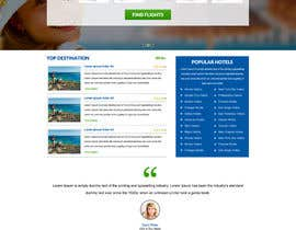 #12 for Design a Website Mockup for our travel review website (saveNtrip.com) by gravitygraphics7