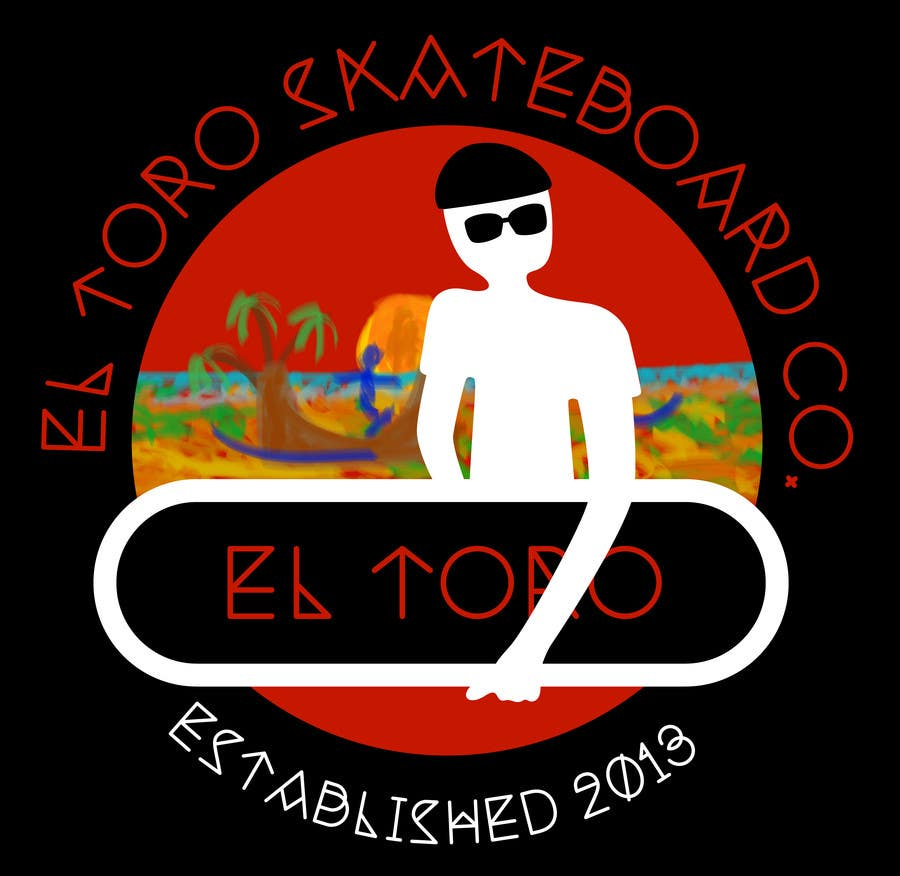 Bài tham dự cuộc thi #6 cho Logo Design for skateboard company