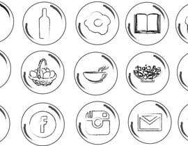 #29 pentru Design some Icons for French Website de către infiniumtech13