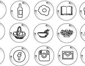 #38 pentru Design some Icons for French Website de către infiniumtech13