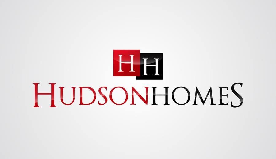 Penyertaan Peraduan #118 untuk Logo Design for Hudson Homes