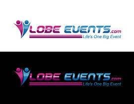 Nro 33 kilpailuun Design a Logo for LobeEvents.com käyttäjältä johancorrea