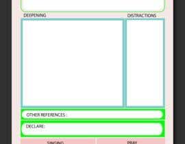 #3 para Diagramar um modelo de página | Create a page template por AMRUTHANATH69