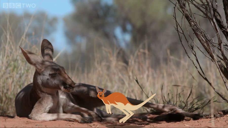 Penyertaan Peraduan #                                        48                                      untuk                                         Create animated Australian animal characters