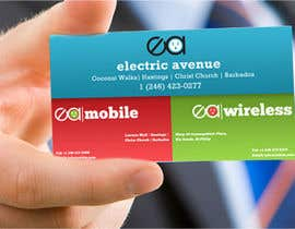 #22 para Business Card Design for Electronics/Technology Store por sdollar