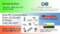 Graphic Design Contest Entry #4 for Business Card Design for Electronics/Technology Store