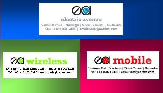 Contest Entry #                                        52                                      for                                         Business Card Design for Electronics/Technology Store