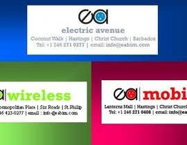 #52 para Business Card Design for Electronics/Technology Store por azimahpp333