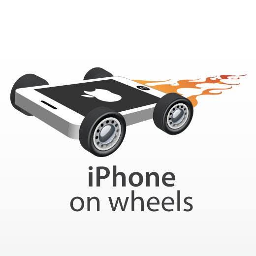 Kilpailutyö #12 kilpailussa Logo Design for iPhone Repair Company