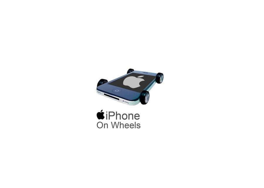 Kilpailutyö #25 kilpailussa Logo Design for iPhone Repair Company