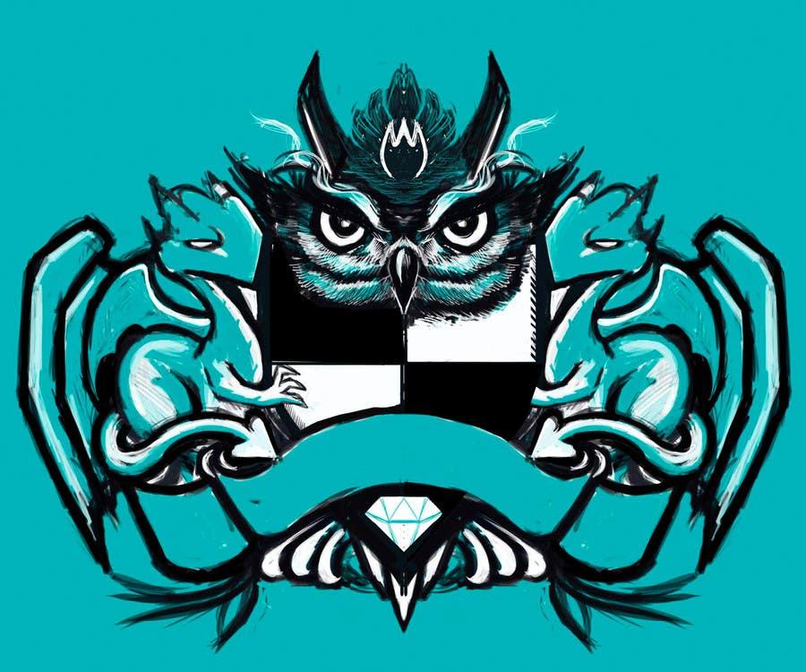 Proposition n°30 du concours Illustration Design for Coat of arms