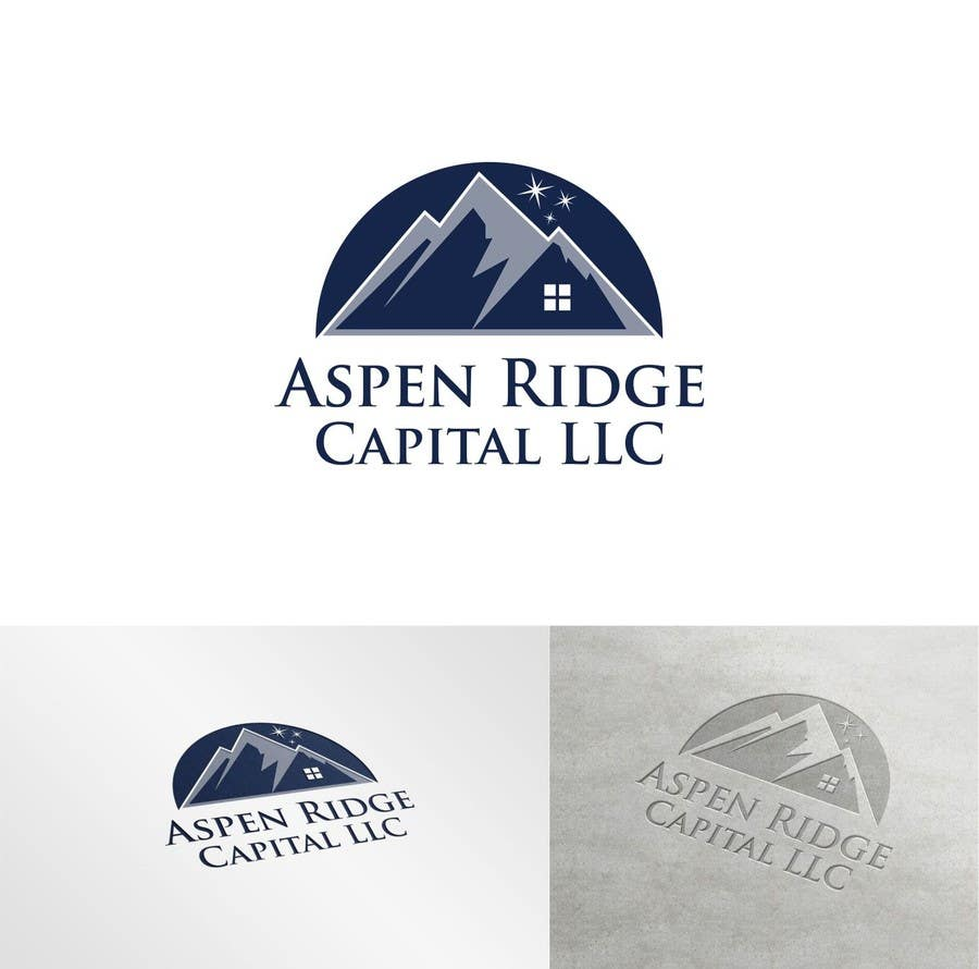 Penyertaan Peraduan #20 untuk Design a Logo for Aspen Ridge Capital LLC