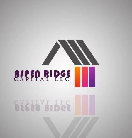 """Intrarea #45 pentru concursul """"Design a Logo for Aspen Ridge Capital LLC"""""""