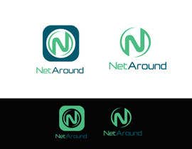 #111 for Design a Logos for  NetAround LLC by laniegajete