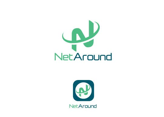 Contest Entry #112 for Design a Logos for  NetAround LLC
