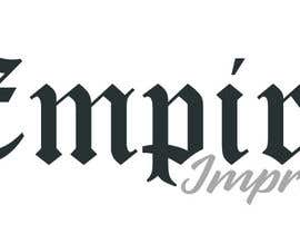 #14 untuk Logo Design for Empire Imprints oleh premkumar112