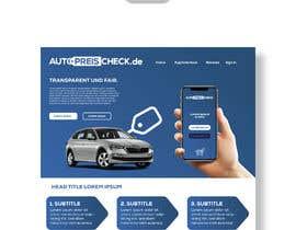 #44 für Logo und Landingpage (Redesign) für Autoankauf Seite von JanBertoncelj