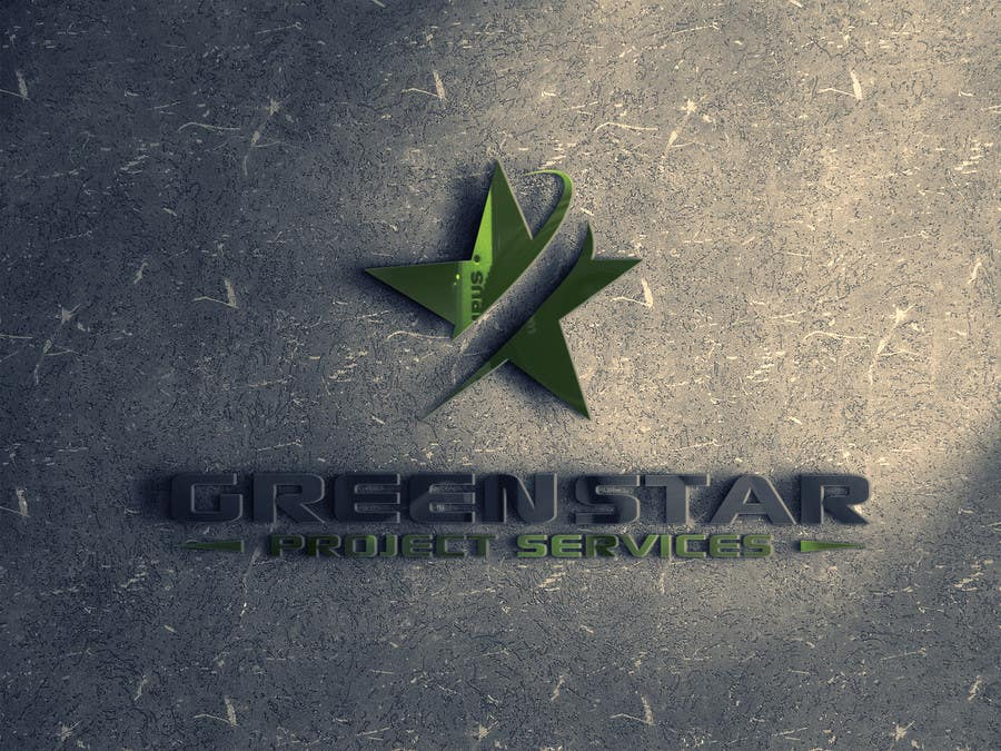 Wasilisho la Shindano #64 la Design a Logo for Green Star Project Services