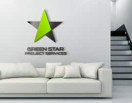 #101 untuk Design a Logo for Green Star Project Services oleh jaiko