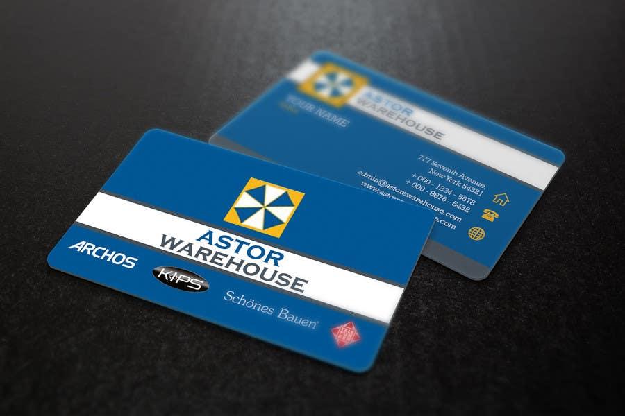 Participación en el concurso Nro.11 para Diseñar algunas tarjetas de presentación for Brand Distributor